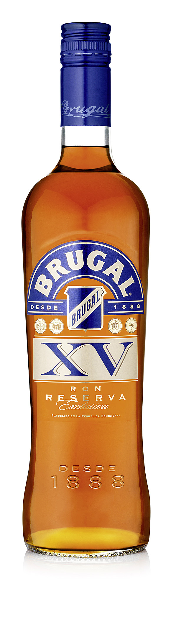 Brugal XV Reserva Exclusiva 0,7 l