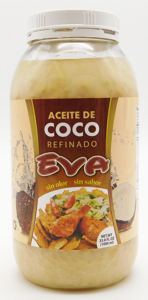 Eva Coconut Oil Refined 1000 ml
