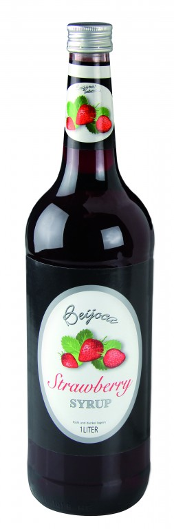 BEIJOCA STRAWBERRY SIRUP 1l