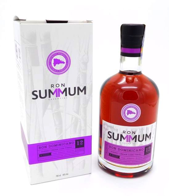 Summum 12 y Sherry Cask 0,7L 40%