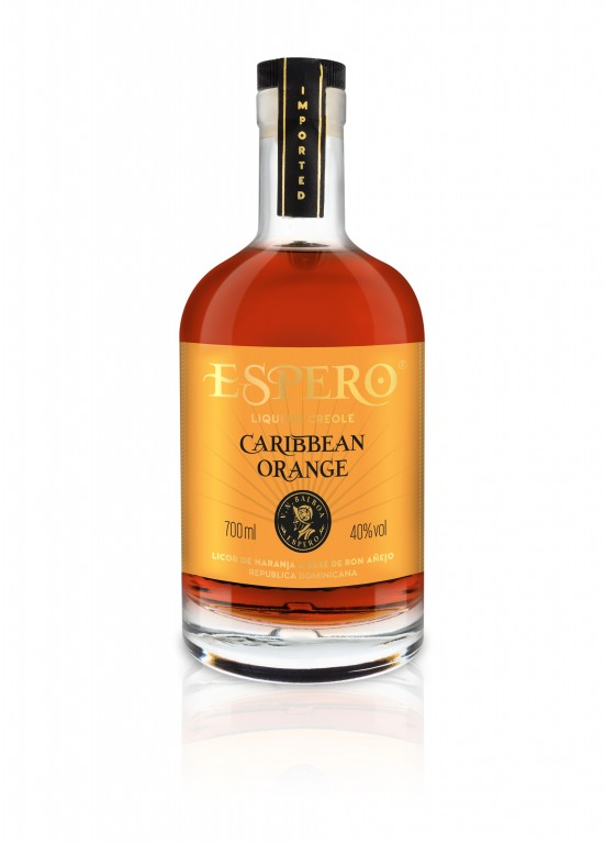 Ron Espero Creole Caribean Orange Rum Liqueur 0,7L 40%