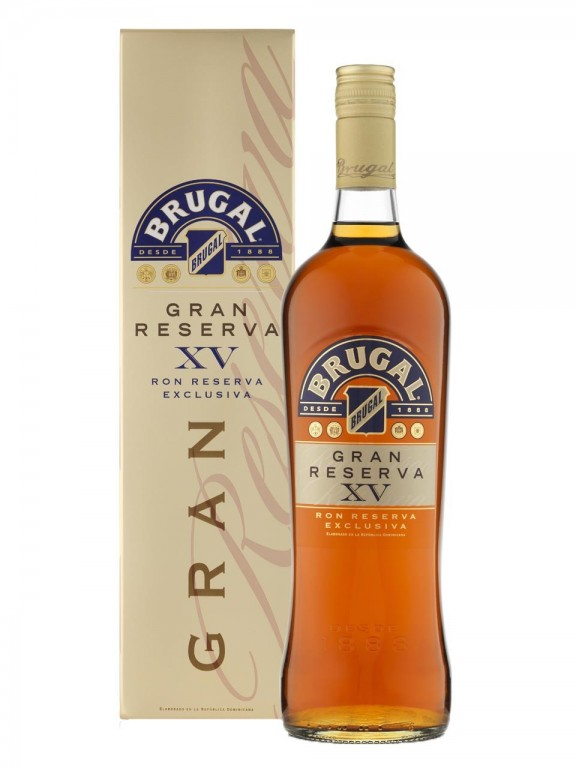 Brugal XV Ron Reserva Exclusiva 1 l