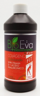 BioEva Hydrolyzed Collagen with Vitamin D + Acid Hyaluronic