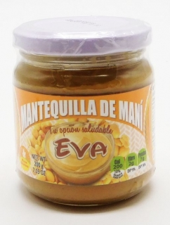 Eva Natural Peanut Butter 200 g