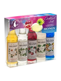 Monin Cocktail box MINI 5x50ml