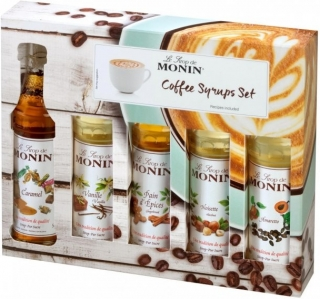 Monin Coffee box MINI 5x50ml