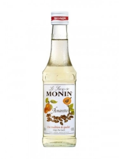 Monin Amaretto 25 cl