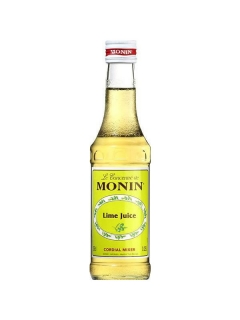 Monin Lime Juice 25 cl